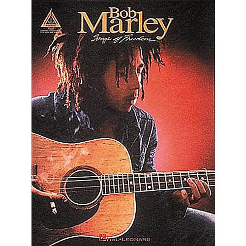 Hal Leonard Bob Marley - Songs of Freedom (Book)-thumbnail
