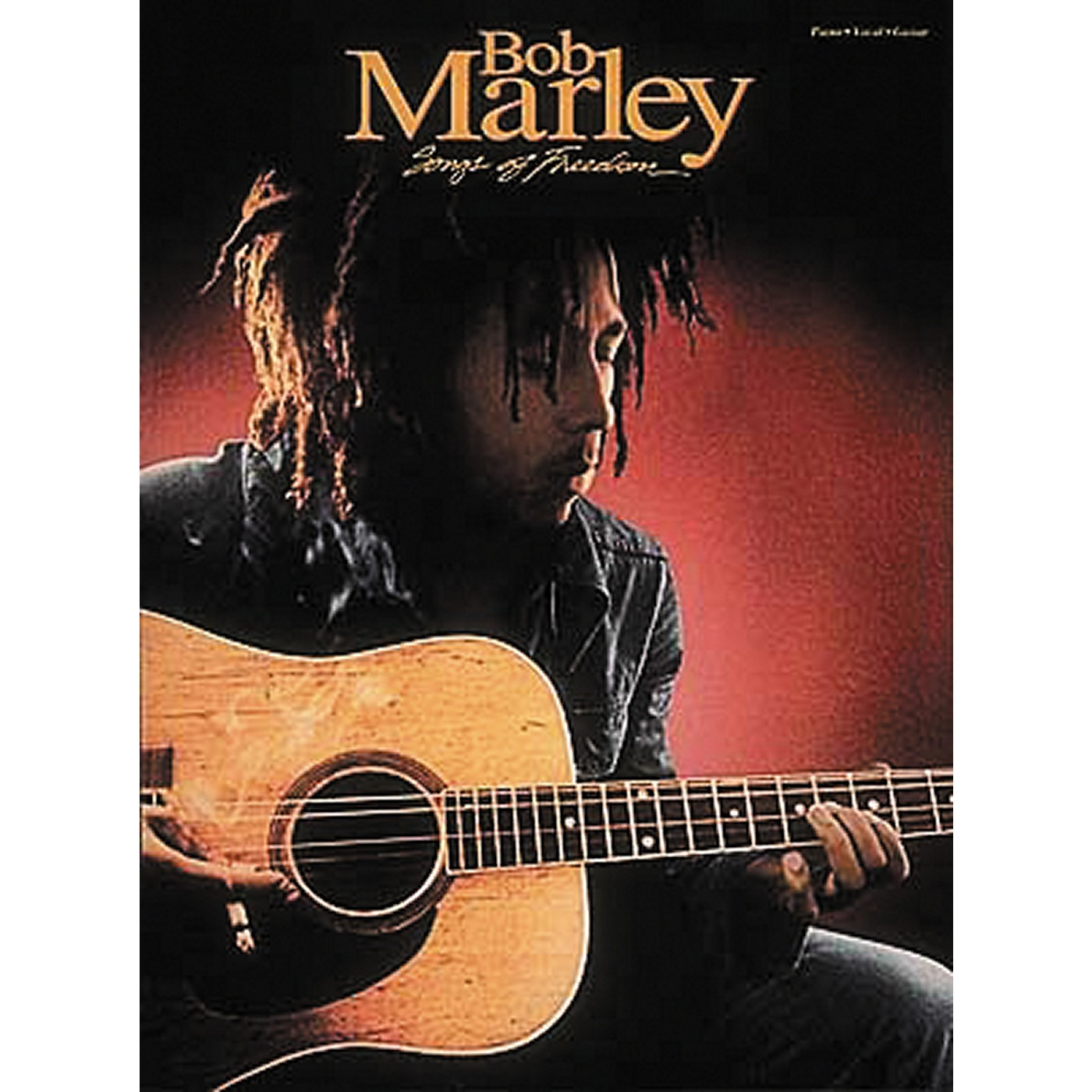 Hal Leonard Bob Marley - Songs of Freedom Piano, Vocal, Guitar Songbook thumbnail