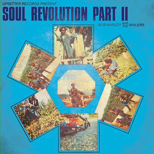 Alliance Bob Marley - Soul Revolution Part II thumbnail