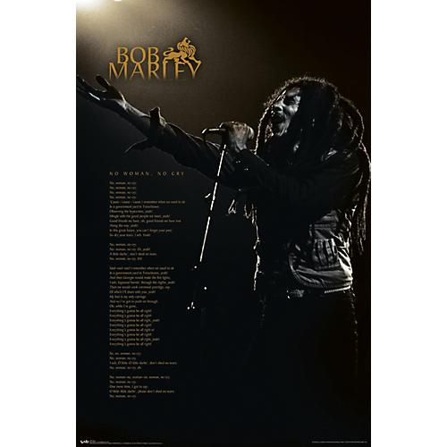 Trends International Bob Marley Poster thumbnail