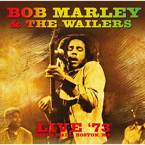 Alliance Bob Marley & the Wailers - Live '73: Paul's Mall, Boston, MA thumbnail