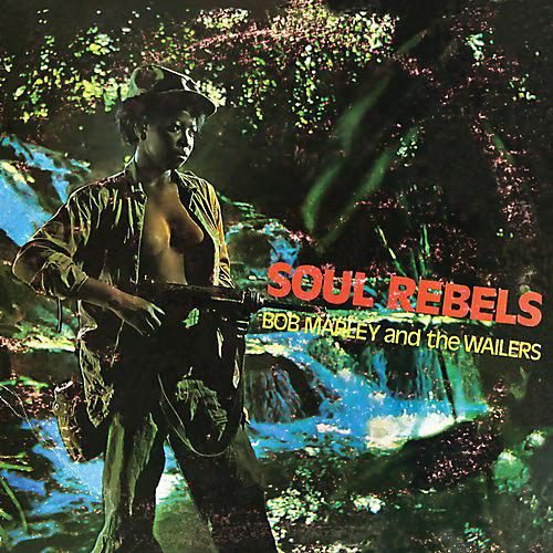 Alliance Bob Marley & the Wailers - Soul Rebels thumbnail