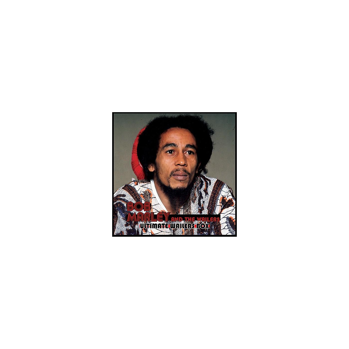 Alliance Bob Marley & the Wailers - Ultimate Wailers Box thumbnail