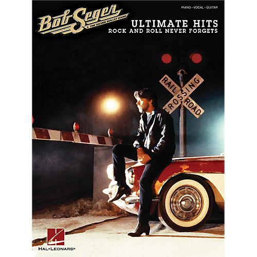 Hal Leonard Bob Seger - Ultimate Hits: Rock And Roll Never Forgets Piano/Vocal/Guitar Songbook thumbnail
