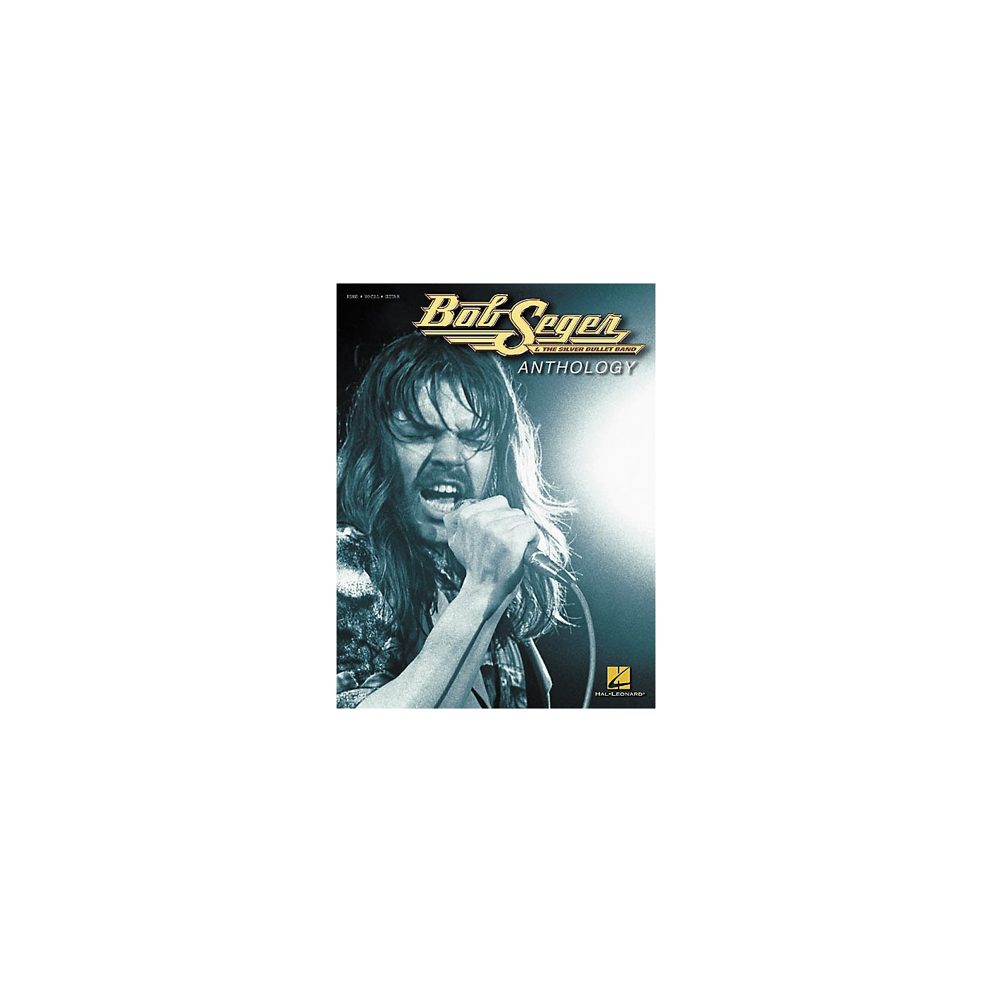 Hal Leonard Bob Seger Anthology Book thumbnail