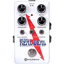 Pigtronix Bob Weir's Real Deal Acoustic Guitar Preamp Pedal