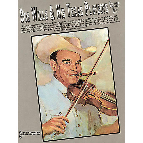 Creative Concepts Bob Wills and His Texas Playboys - Greatest Hits (Songbook) thumbnail