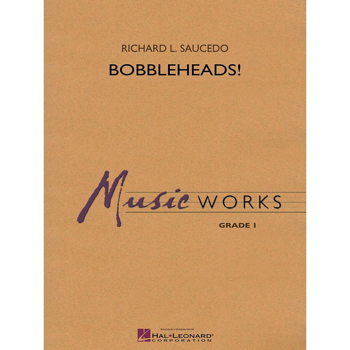 Hal Leonard Bobbleheads! - MusicWorks Grade 1 Concert Band thumbnail