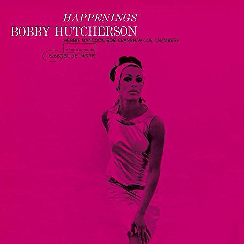 Alliance Bobby Hutcherson - Happenings thumbnail