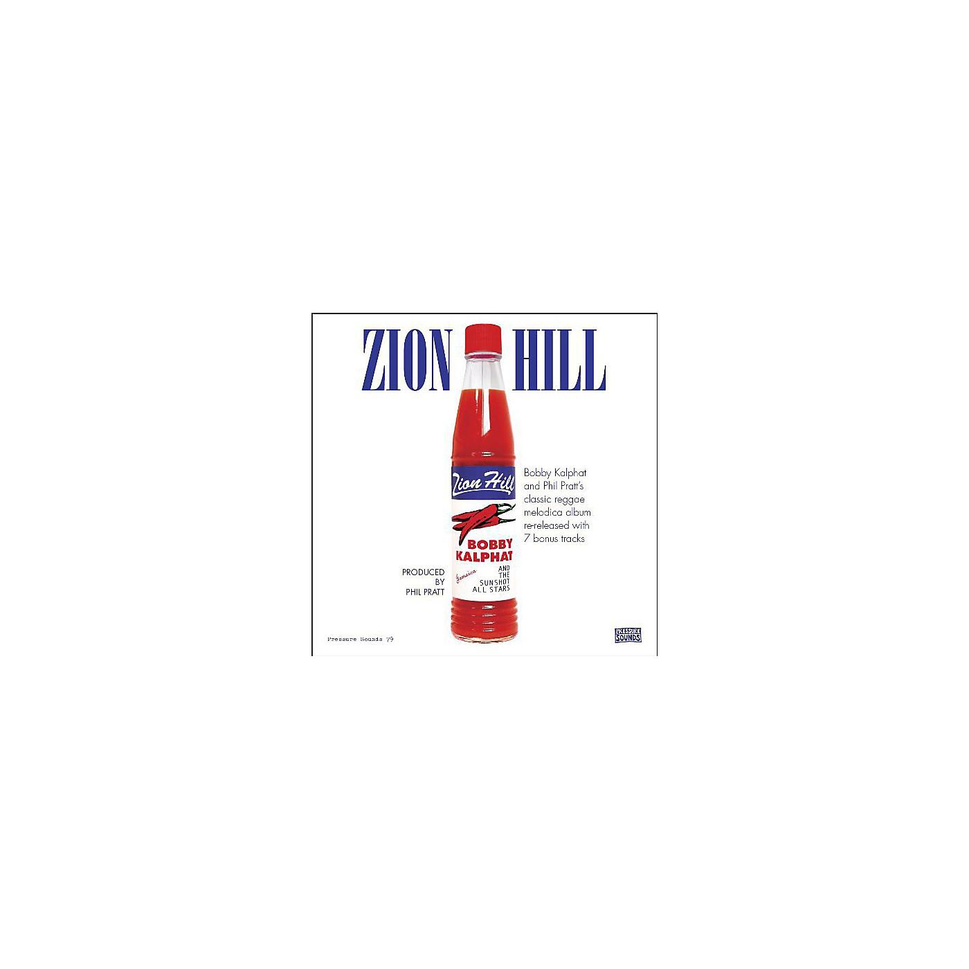 Alliance Bobby Kalphat & the Sunshot All Stars - Zion Hill thumbnail