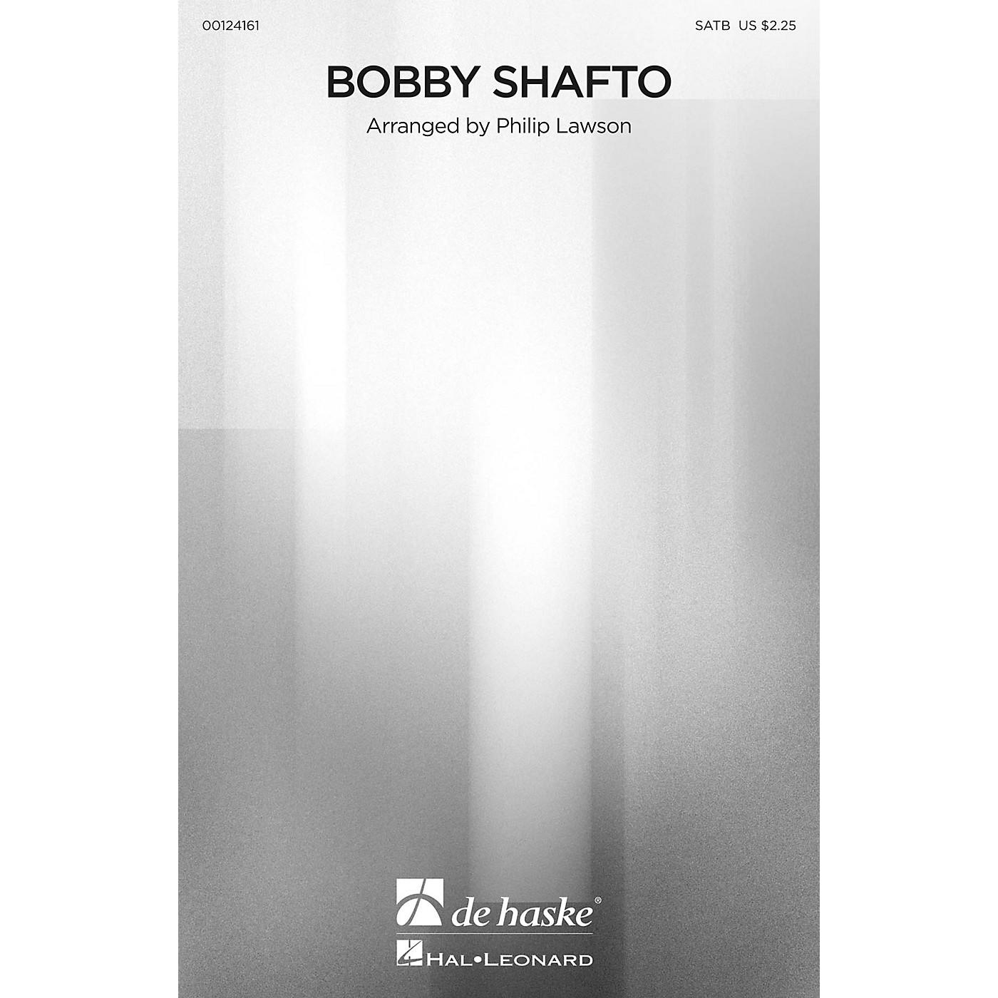 De Haske Music Bobby Shafto SATB arranged by Philip Lawson thumbnail