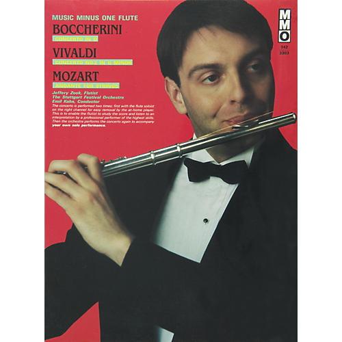 Hal Leonard Boccherini, Vivaldi and Mozart for Flute thumbnail