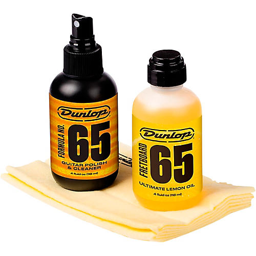 Dunlop Body and Fingerboard Cleaning Kit thumbnail