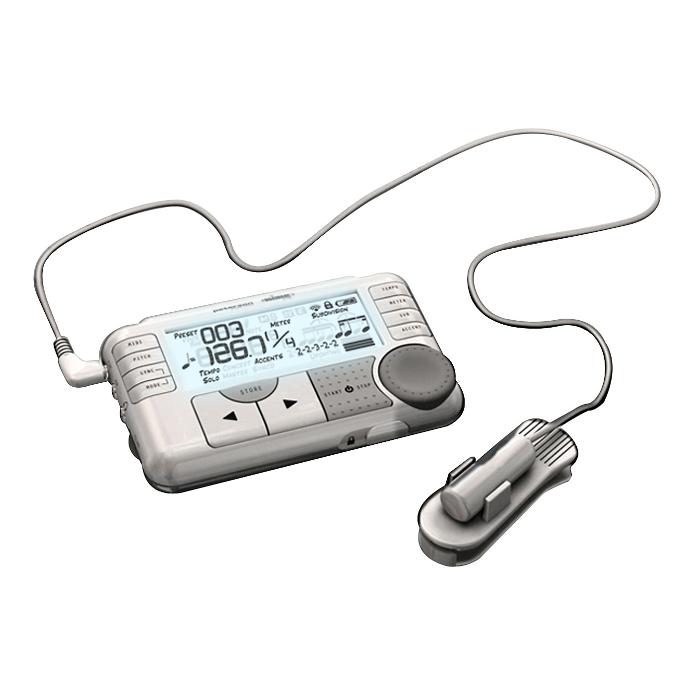 Peterson BodyBeat Sync BBS-1 - Wireless Pulsating Metronome thumbnail