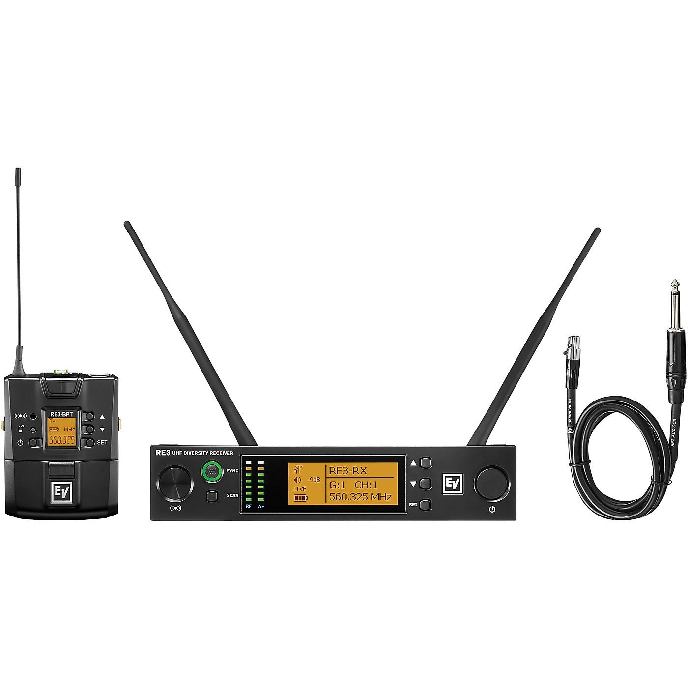Electro-Voice Bodypack Instrument Set thumbnail