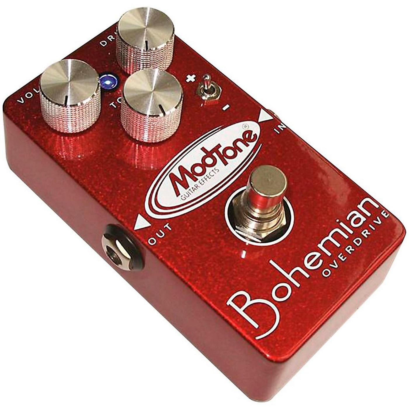 Modtone Bohemian Drive Guitar Effects Pedal thumbnail