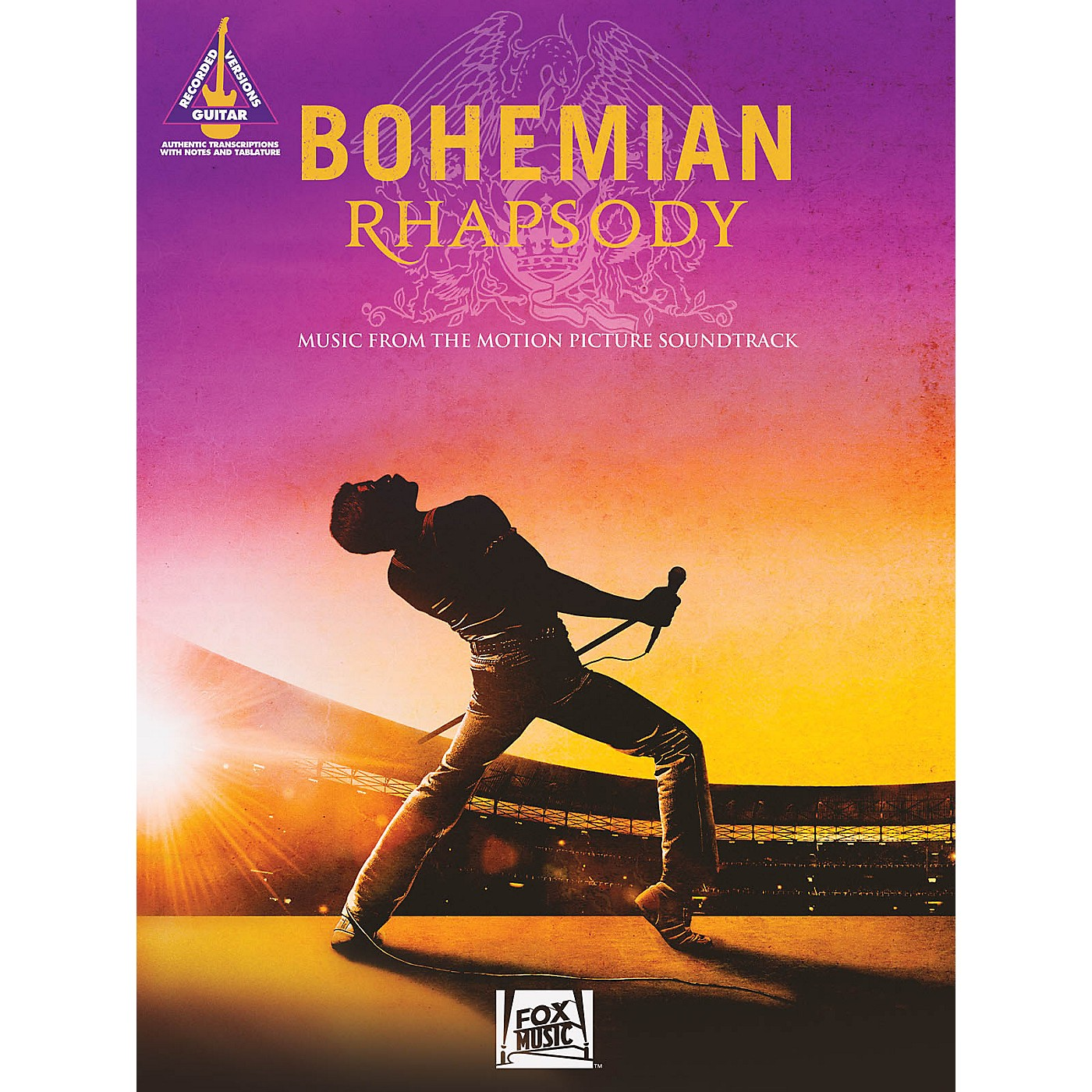 Hal Leonard Bohemian Rhapsody - Music from the Motion Picture Soundtrack Guitar Tab Songbook by Queen thumbnail
