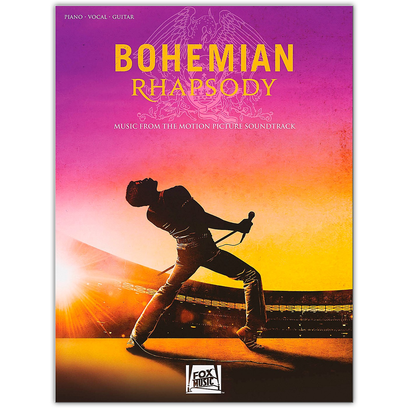Hal Leonard Bohemian Rhapsody - Music from the Motion Picture Soundtrack Piano/Vocal/Guitar Songbook thumbnail