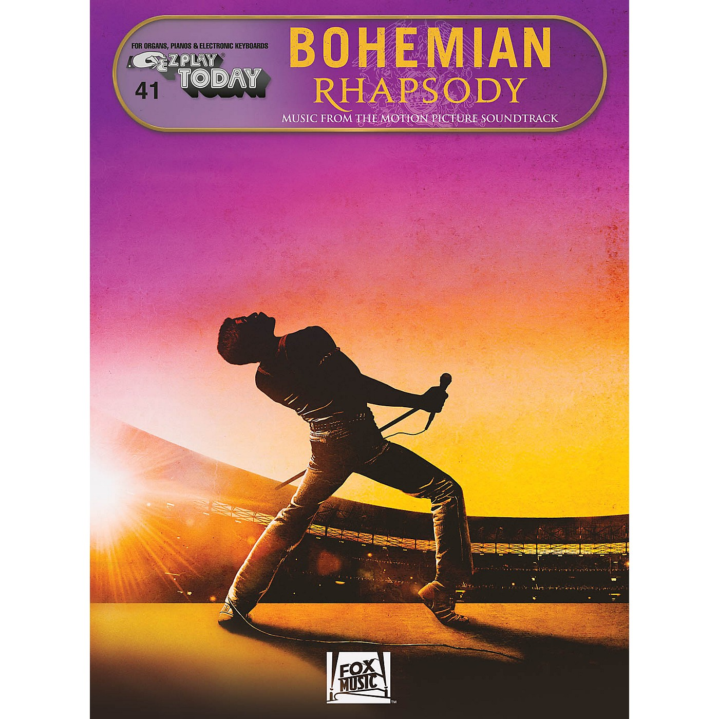 Hal Leonard Bohemian Rhapsody E-Z Play Today #41 Songbook thumbnail