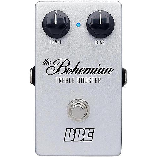 BBE Bohemian Treble Boost Pedal thumbnail