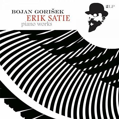 Alliance Bojan Gorisek - Erik Satie - Piano Works thumbnail