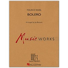 Hal Leonard Bolero - MusicWorks Concert Band Grade 4 Book/Online Audio