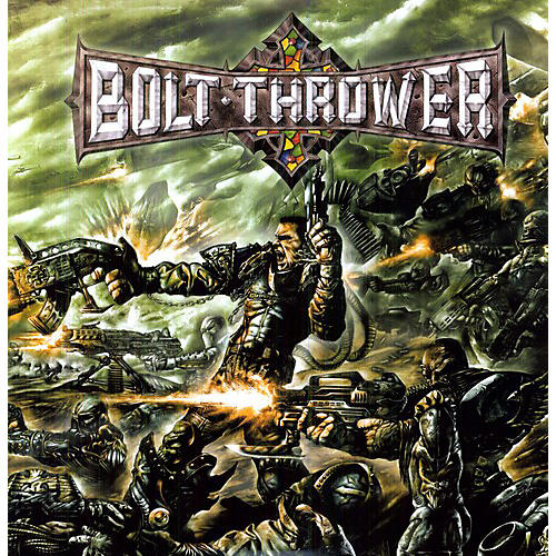 Alliance Bolt Thrower - Honour Valour Pride thumbnail