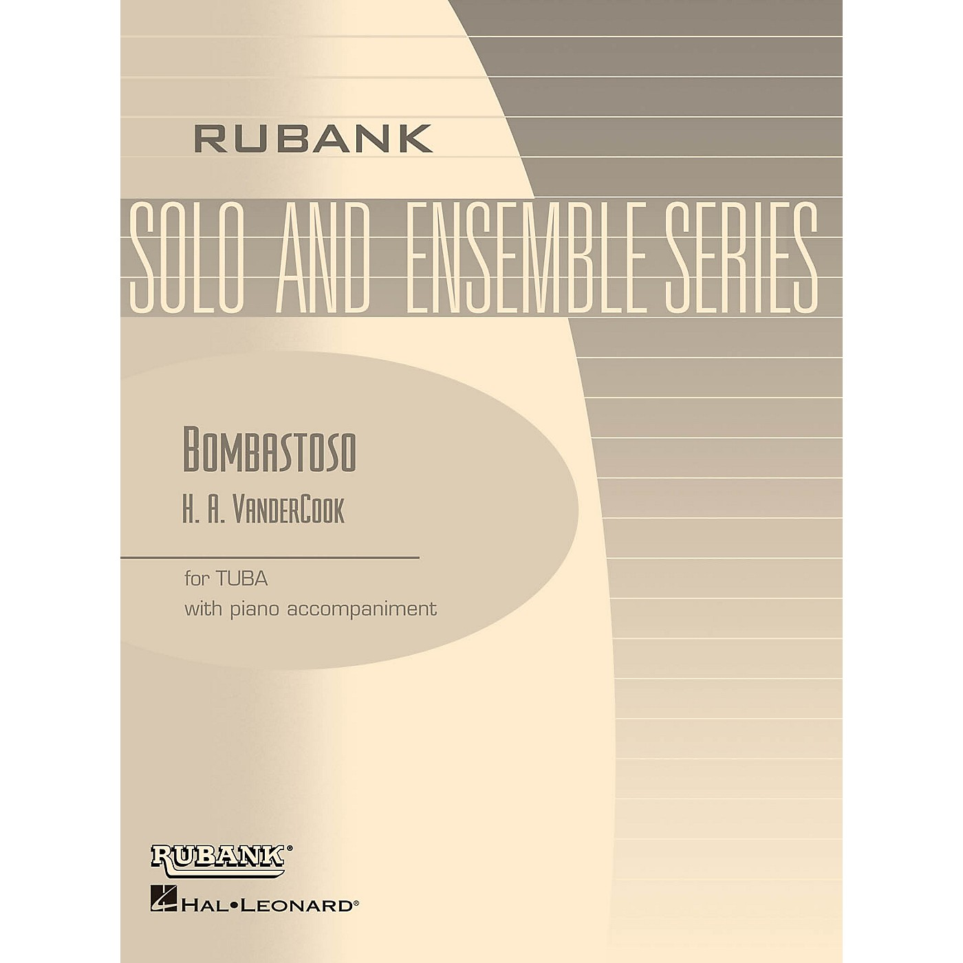 Rubank Publications Bombastoso (Caprice) Rubank Solo/Ensemble Sheet Series Softcover thumbnail