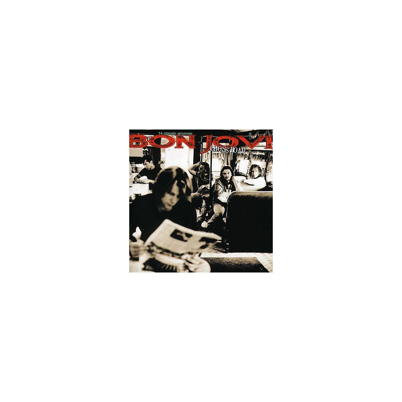 Alliance Bon Jovi - Bon Jovi Icon: Cross Road (CD) thumbnail