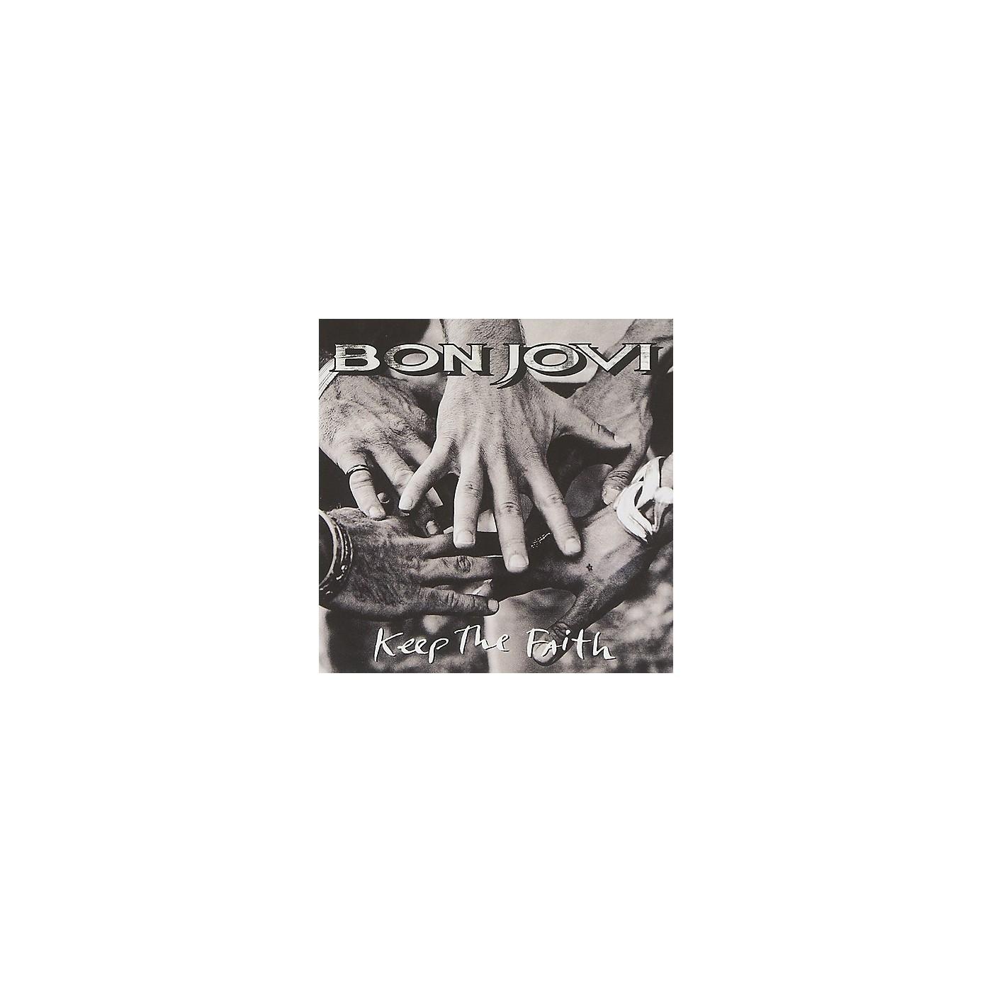 Alliance Bon Jovi - Keep The Faith thumbnail