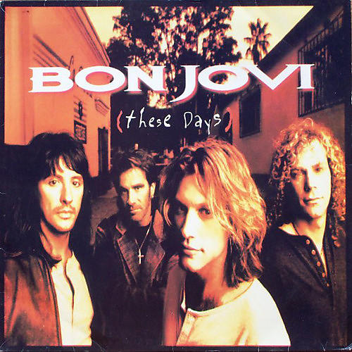 Alliance Bon Jovi - These Days thumbnail