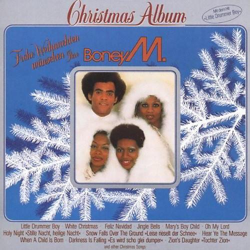 Alliance Boney M - Christmas Album (1981) thumbnail