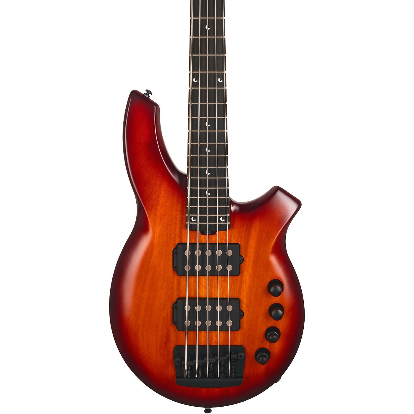 Ernie Ball Music Man Bongo 5 HH BFR Electric Bass thumbnail