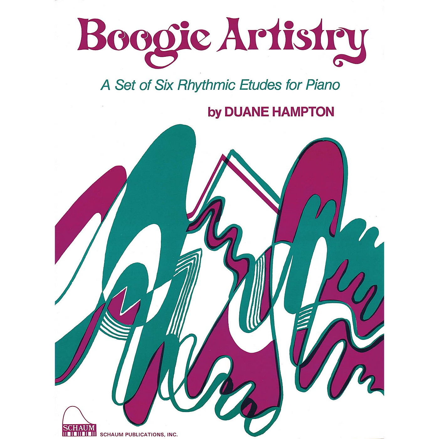 SCHAUM Boogie Artistry Educational Piano Series Softcover thumbnail