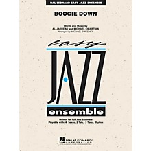 Hal Leonard Boogie Down Jazz Band Level 2 Arranged by Michael Sweeney