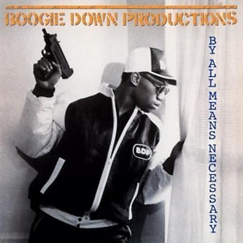 Alliance Boogie Down Productions - By All Means Necessary thumbnail