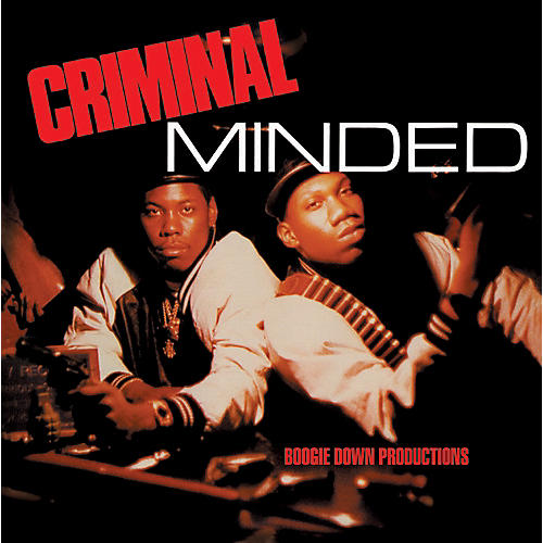 Alliance Boogie Down Productions - Criminal Minded thumbnail