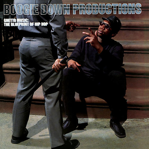 Alliance Boogie Down Productions - Ghetto Music: The Blueprint Of Hip Hop thumbnail
