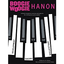 Wise Publications Boogie-Woogie Hanon: Progressive Exercises Music Sales America Series Softcover Written by Leo Alfassy