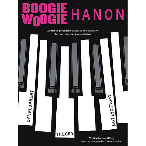 Wise Publications Boogie-Woogie Hanon: Progressive Exercises Music Sales America Series Softcover Written by Leo Alfassy thumbnail