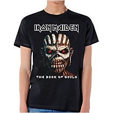 Iron Maiden Book of Souls T-Shirt