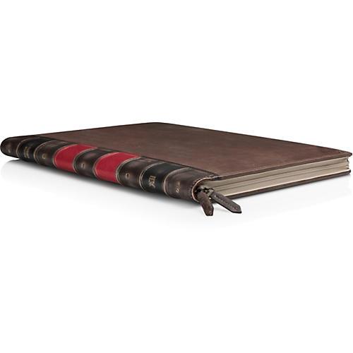Twelve South BookBook Brown Hardback Leather Case F/ MacBook Pro 15 W/ Ret Disp thumbnail