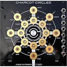 Studio Electronics Boomstar Modular Charcot Circles