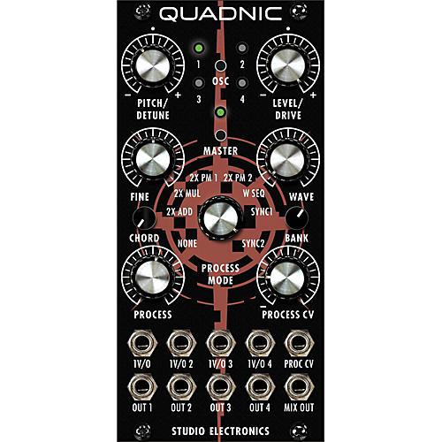 Studio Electronics Boomstar Modular Quadnic thumbnail