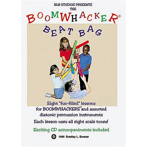 Rhythm Band Boomwhacker Beatbag Book/CD thumbnail