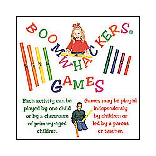 Rhythm Band Boomwhackers Games CD thumbnail