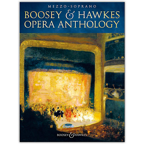 Boosey and Hawkes Boosey & Hawkes Opera Anthology - Mezzo-Soprano Voice thumbnail