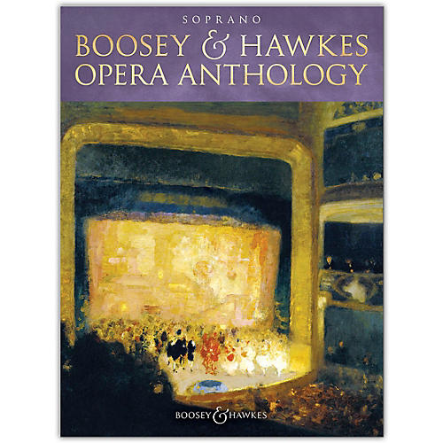 Boosey and Hawkes Boosey & Hawkes Opera Anthology - Soprano Voice thumbnail