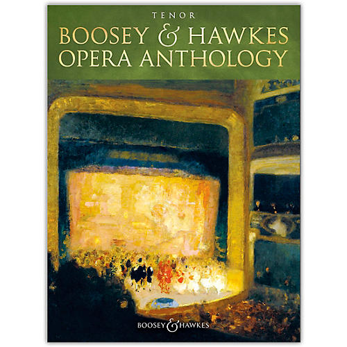 Boosey and Hawkes Boosey & Hawkes Opera Anthology - Tenor Voice thumbnail