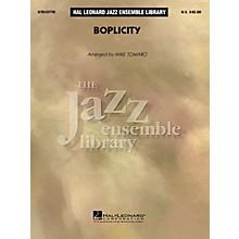 Hal Leonard Boplicity Jazz Band Level 4 by Miles Davis Composed by Gil Evans